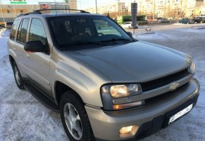 Chevrolet TrailBlazer 2005 Тюмень