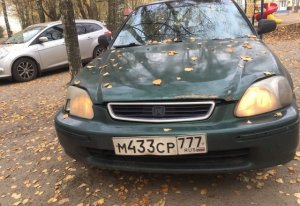 Honda Civic 1998 Брянск