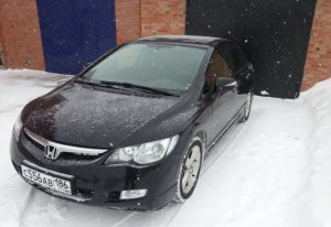 Honda Civic 2008 Ханты-Мансийск