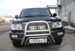 Toyota Land Cruiser 2006 Курск