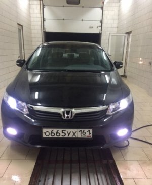 Honda Civic 2012 Ростов-на-Дону
