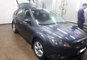 Ford Focus 2008 Раменское