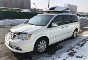 Chrysler Grand Voyager 2011 Москва