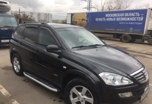 SsangYong Kyron 2013 Балашиха