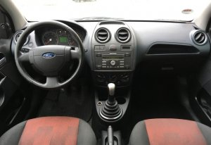Ford Fiesta 2008 Самара