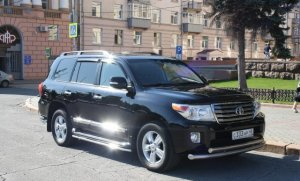 Toyota Land Cruiser 2013 Липецк