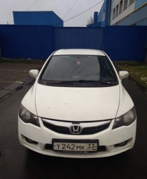 Honda Civic 2009 Кохма