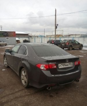 Honda Accord 2008 Уфа