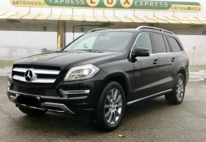 Mercedes-Benz GL-класс 2013 Ставрополь